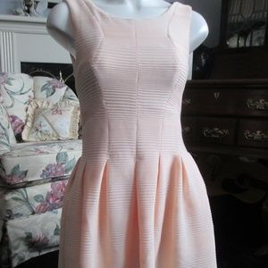 NWT Hot & Delicious Light Orangish Dress S…